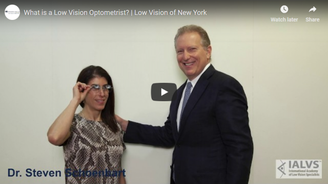 Screenshot 2019 03 15 What is a Low Vision Optometrist Low Vision of New York   YouTube